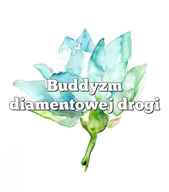 Buddyzm diamentowej drogi