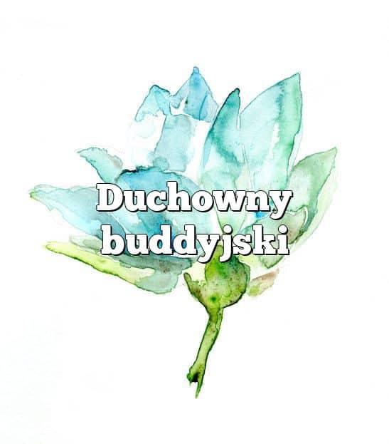 Duchowny buddyjski